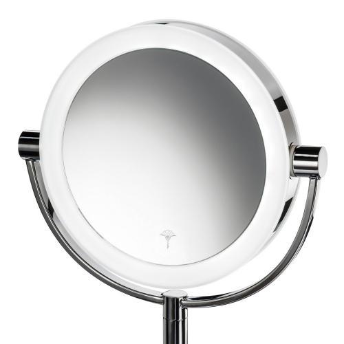 Joop chromeline led standkosmetikspiegel 010920000 reuter - Kosmetikspiegel led batterie ...