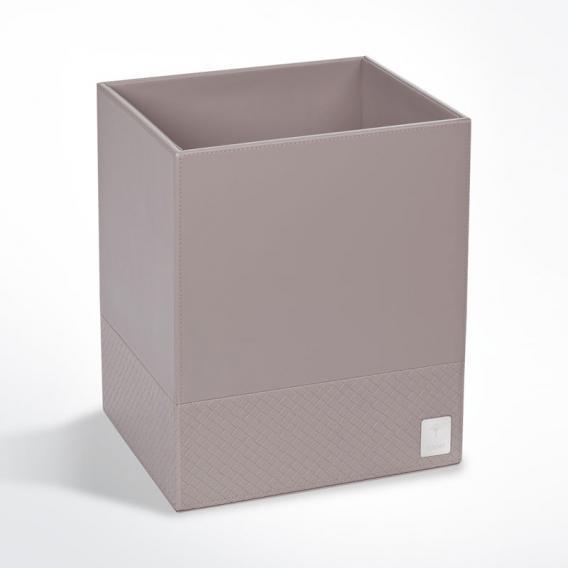 JOOP! BATHLINE Papierkorb grau rosé