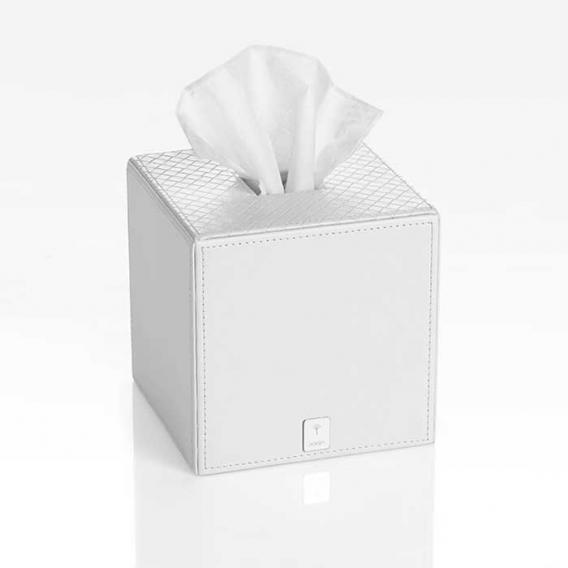JOOP! BATHLINE Papiertuchbox quadratisch, weiß