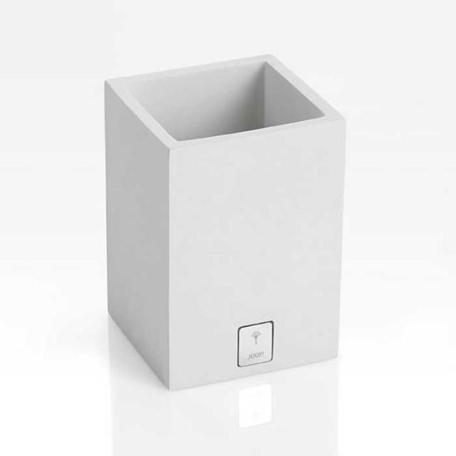 JOOP! BATHLINE Behälter, quadratisch weiß