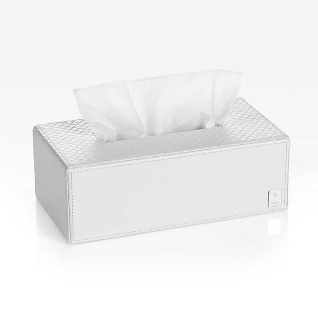 JOOP! BATHLINE Papiertuchbox weiß