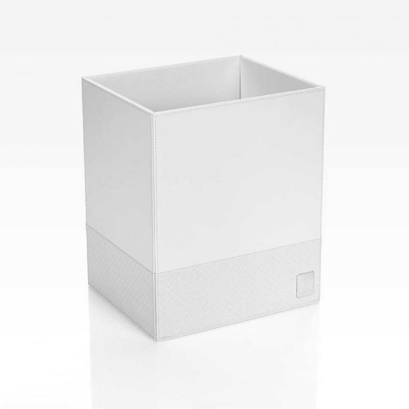 JOOP! BATHLINE Papierkorb, weiß - 010980410 | REUTER