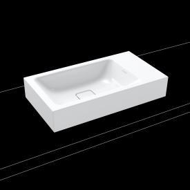 Kaldewei Cono Aufsatz-Handwaschbecken ohne Hahnloch