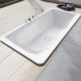 Kaldewei Incava Rechteck-Badewanne weiß
