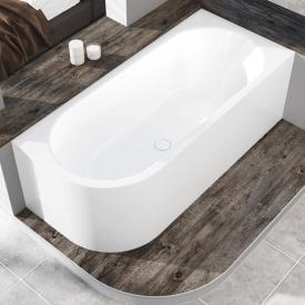 Kaldewei Meisterstück Centro Duo 1 Raumspar-Badewanne mit Verkleidung mit Füllfunktion