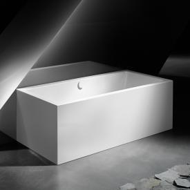 Kaldewei Meisterstück Conoduo 2 Rechteck-Badewanne mit Füllfunktion