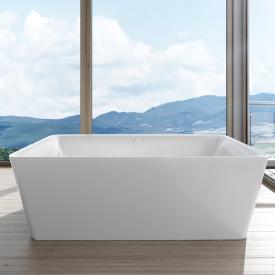 Kaldewei Meisterstück Incava Freistehende Rechteck-Badewanne ohne Füllfunktion