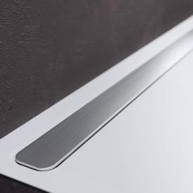 Kaldewei Nexsys Designblende Edelstahl gebürstet L: 80 cm