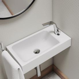 Kaldewei Set Puro Handwaschbecken mit Steinberg 260 Armatur