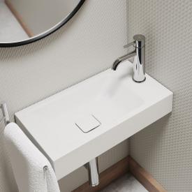 Steinberg Serie 100 Waschtisch-Einhebelmischbatterie chrom, ohne Ablaufgarnitur