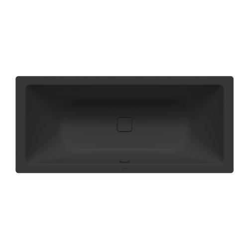 kaldewei conoduo freistehende rechteck badewanne m verkleidung lavaschwarz matt 235248050717. Black Bedroom Furniture Sets. Home Design Ideas