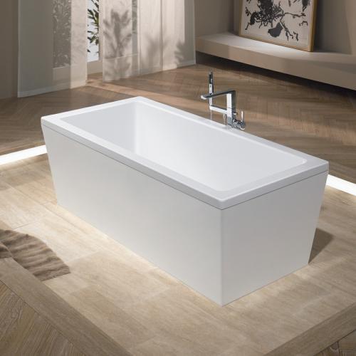 kaldewei conoduo freistehende rechteck badewanne m verkleidung wei 235348050001 reuter. Black Bedroom Furniture Sets. Home Design Ideas
