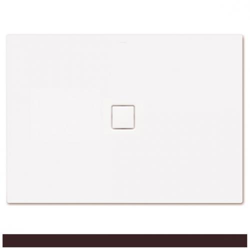 kaldewei conoflat rechteck duschwanne vollantislip anconabraun matt 466630020714 reuter. Black Bedroom Furniture Sets. Home Design Ideas