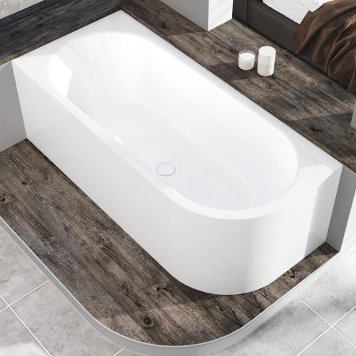 kaldewei meisterst ck centro duo 1 rechts rechteck badewanne mit f llfunktion 202140413001. Black Bedroom Furniture Sets. Home Design Ideas