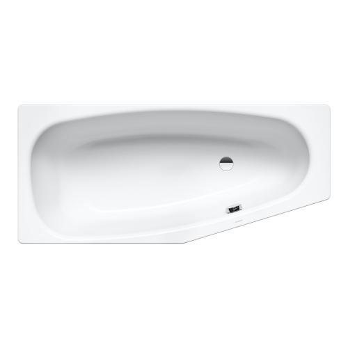 Kaldewei mini mini star rechts raumspar badewanne wei - Mini badewanne ...