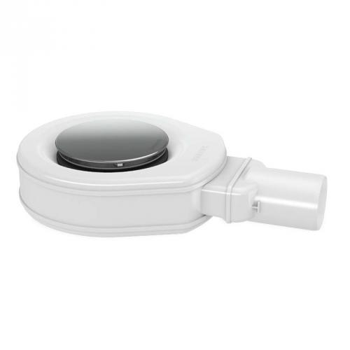 Kaldewei Professional KA 90 Ablaufgarnitur extraflach für ESR II chrom