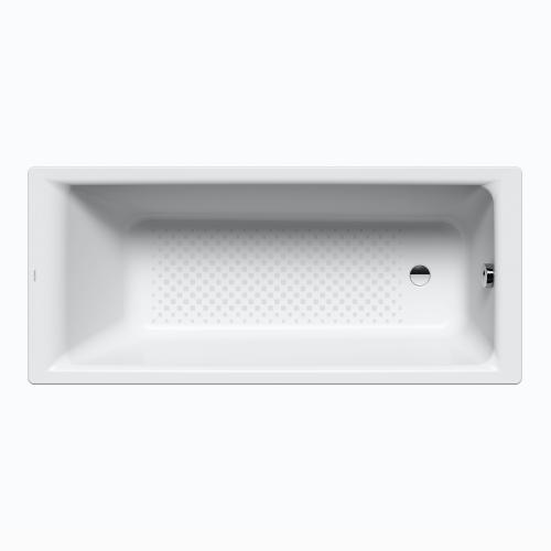 kaldewei puro rechteck badewanne vollantislip wei perl effekt 258334013001 reuter. Black Bedroom Furniture Sets. Home Design Ideas