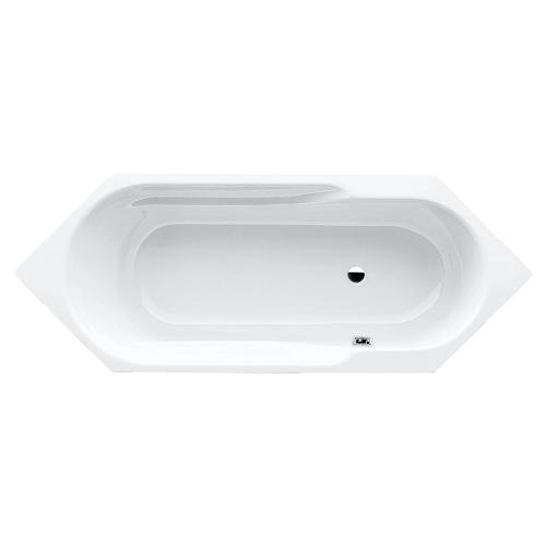 kaldewei rondo 6 rondo 6 star sechseck badewanne wei perl. Black Bedroom Furniture Sets. Home Design Ideas