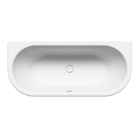 Kaldewei Centro Duo 2 Vorwand-Badewanne weiß mit Perl-Effekt