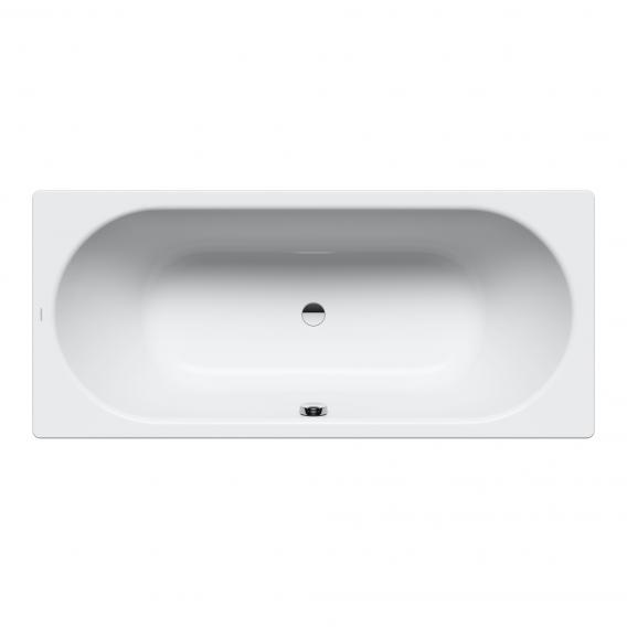 Kaldewei Classic Duo Rechteck-Badewanne, Einbau weiß mit Perl-Effekt