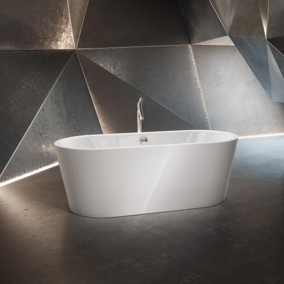 Kaldewei Meisterstück Classic Duo Oval Freistehende Badewanne weiß