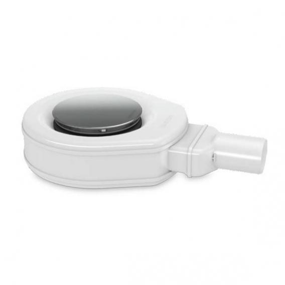 Kaldewei Professional KA 90 Ablaufgarnitur ultraflach chrom