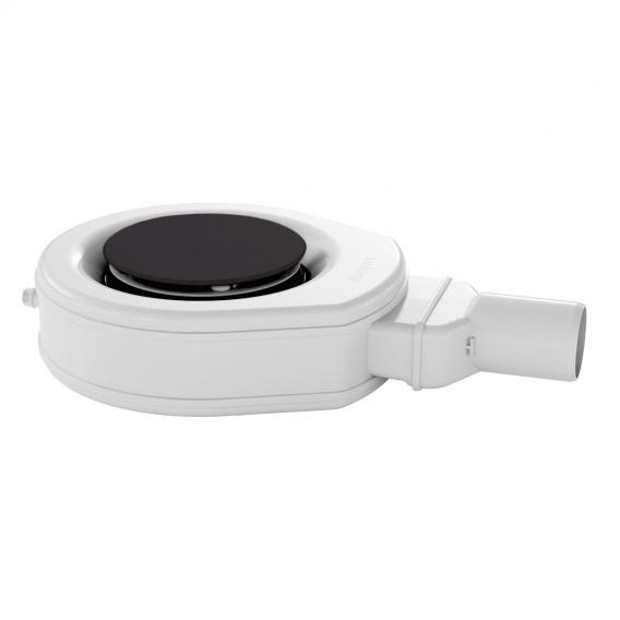 Kaldewei Professional KA 90 Ablaufgarnitur ultraflach für ESR Secure Plus, city anthrazit matt