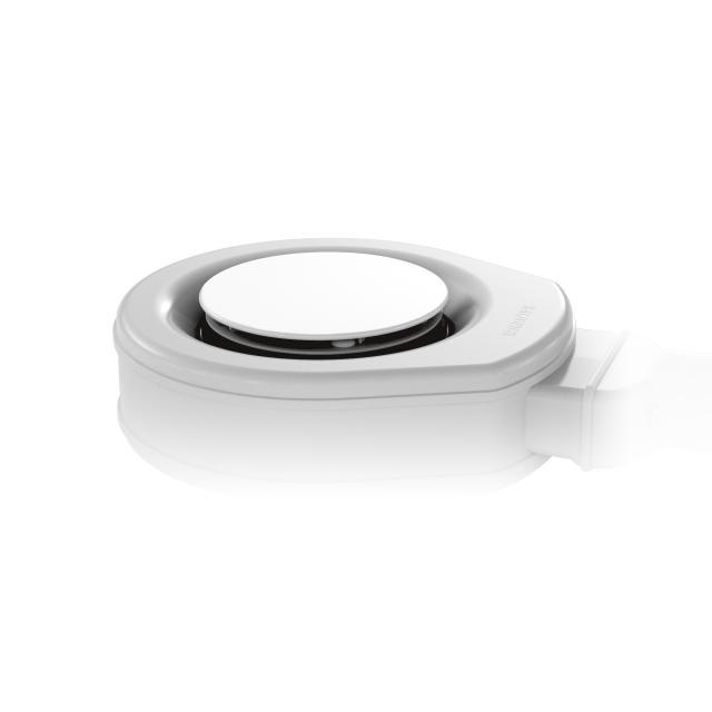 Kaldewei Ablaufdeckel für KA90 Ablaufgarnitur weiß