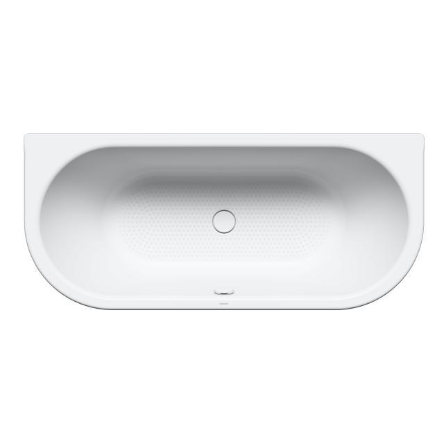 Kaldewei Centro Duo 2 Vorwand-Badewanne, Einbau Vollantislip, weiß mit Perl-Effekt