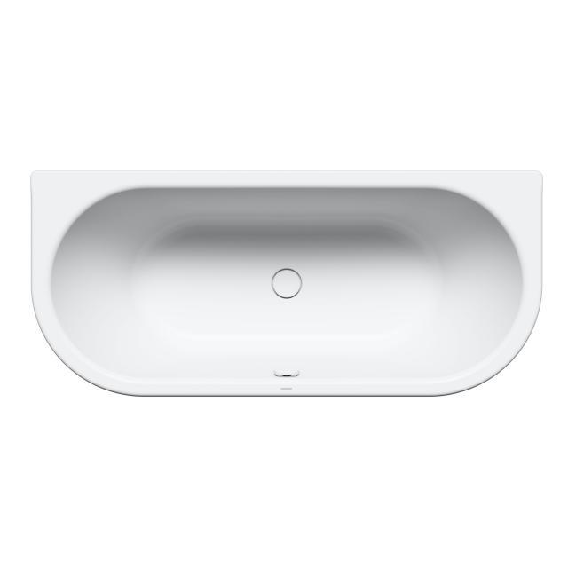 Kaldewei Centro Duo 2 Vorwand-Badewanne, Einbau weiß matt