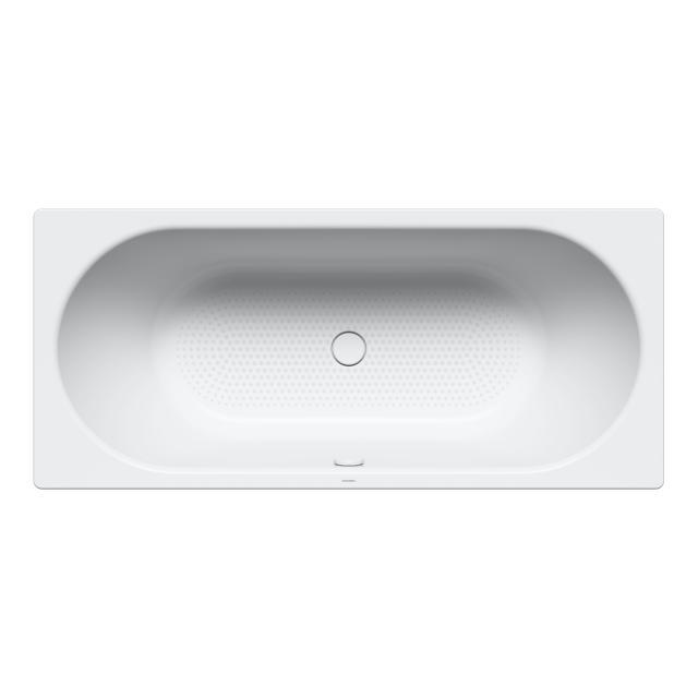 Kaldewei Centro Duo Rechteck-Badewanne, Einbau Vollantislip, weiß