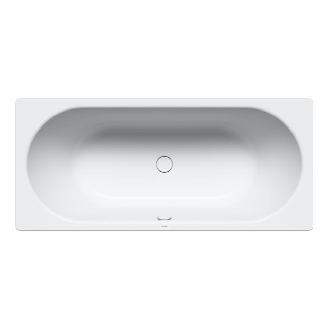 Kaldewei Centro Duo Rechteck-Badewanne, Einbau weiß matt