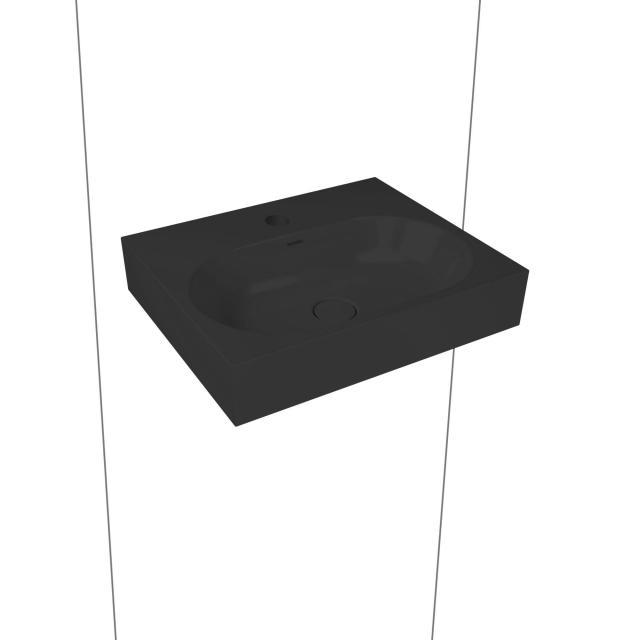 Kaldewei Centro Wandwaschtisch cool grey 90, mit 1 Hahnloch