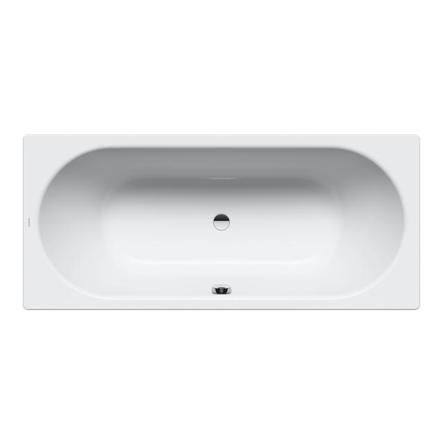 Kaldewei Classic Duo Rechteck-Badewanne, Einbau weiß matt