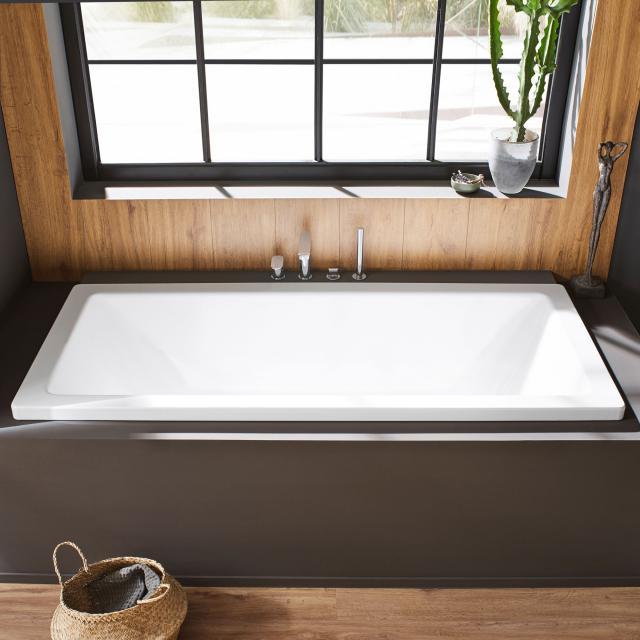 Kaldewei Conoduo Rechteck-Badewanne weiß matt