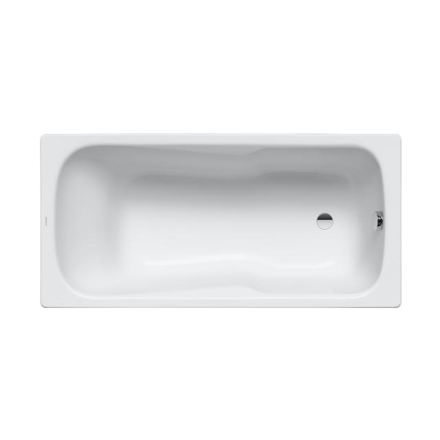 Kaldewei Dyna Set & Dyna Set Star Rechteck-Badewanne mit Duschzone weiß