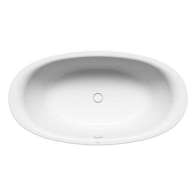 Kaldewei Ellipso Duo Oval-Badewanne weiß matt