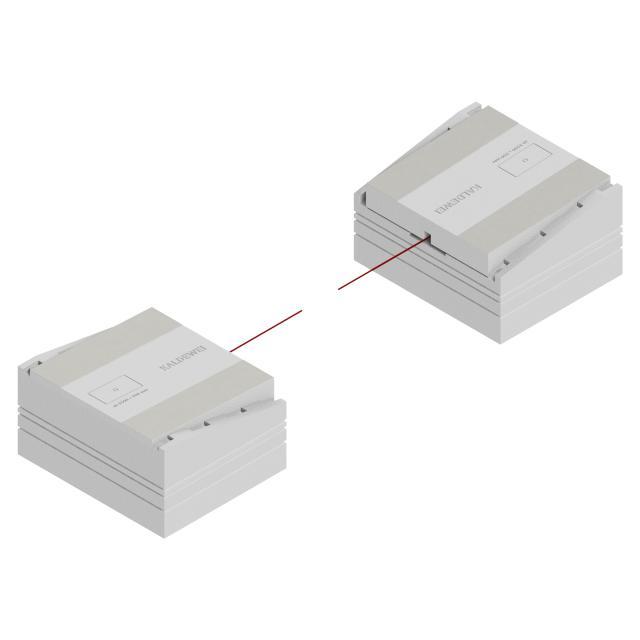 Kaldewei MAS 5315 Mitten-Abstütz-System für Conoflat