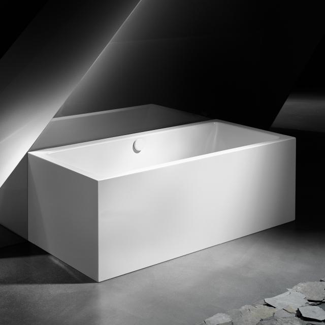 Kaldewei Meisterstück Conoduo 2 Vorwand-Badewanne mit Verkleidung ohne Füllfunktion