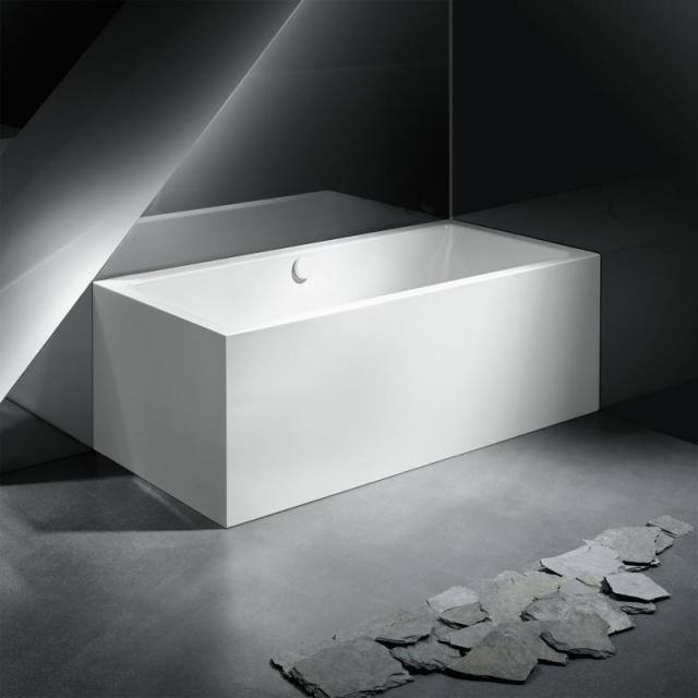 Kaldewei Meisterstück Conoduo 1 Rechteck-Badewanne mit Verkleidung ohne Füllfunktion