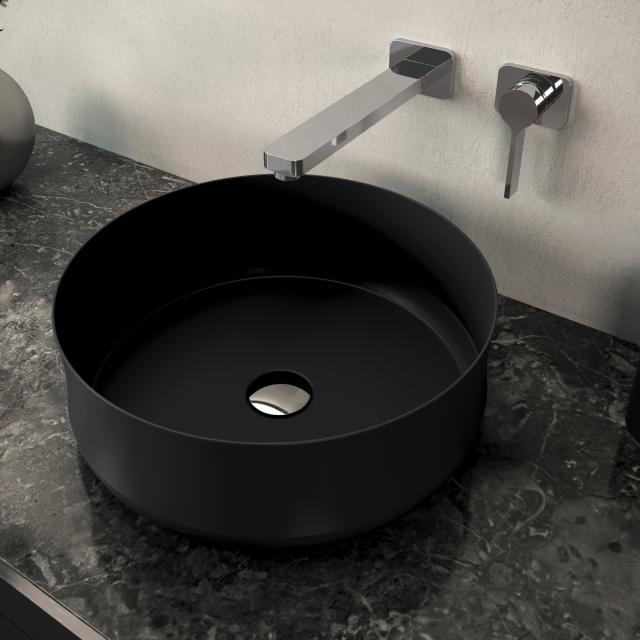Kaldewei Ming Aufsatzwaschtisch cool grey 90