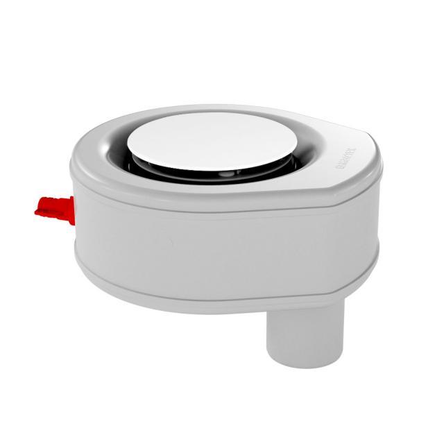 Kaldewei Professional KA 90 Ablaufgarnitur senkrecht, Komplett-Set weiß
