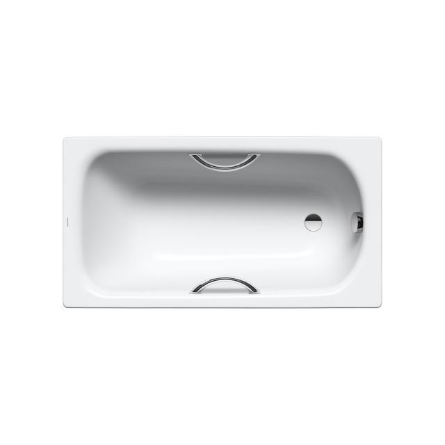 Kaldewei Saniform Plus & Saniform Plus Star Rechteck-Badewanne weiß, für Griffmontage
