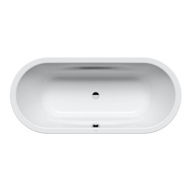 Kaldewei Vaio Duo Oval Oval-Badewanne, Einbau weiß matt