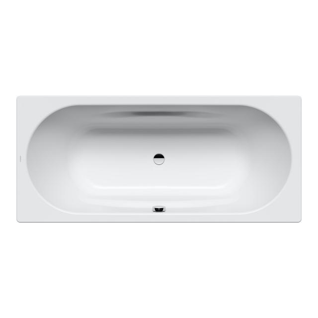 Kaldewei Vaio Duo Rechteck-Badewanne, Einbau weiß