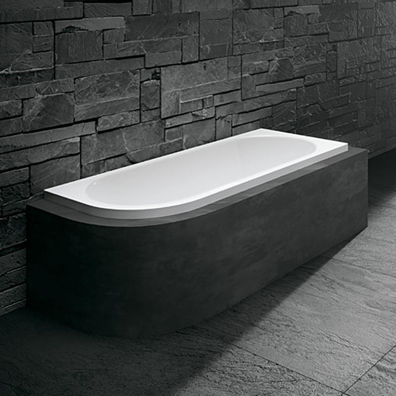 kaldewei centro duo 1 links sonderform badewanne wei. Black Bedroom Furniture Sets. Home Design Ideas