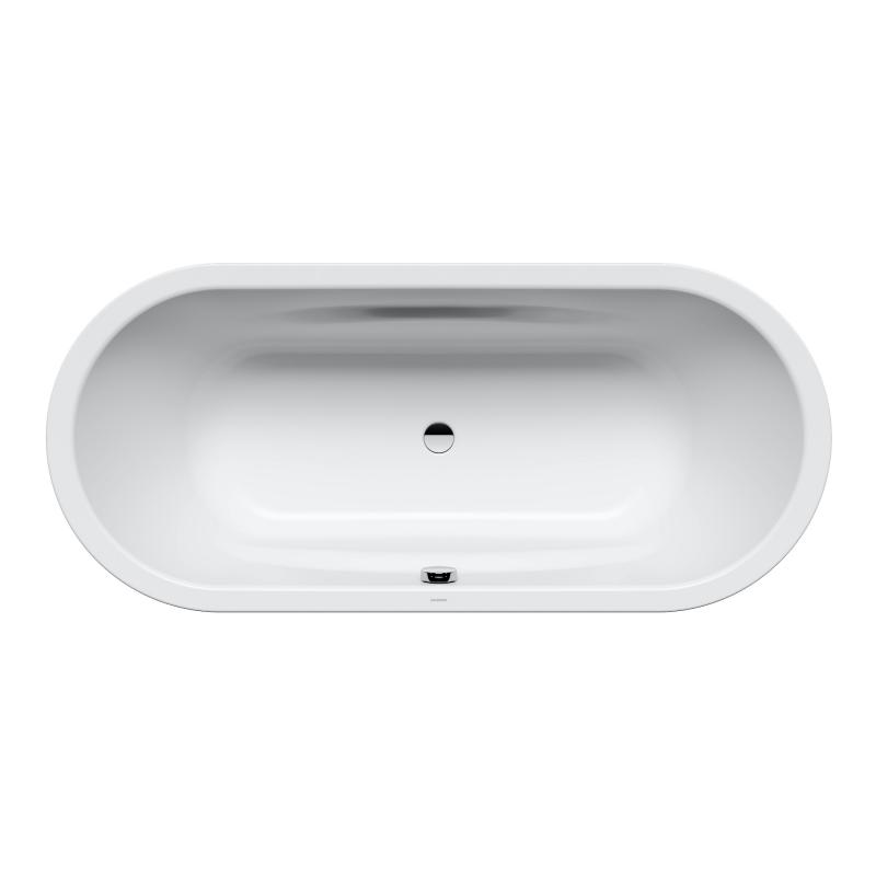 kaldewei vaio duo oval freistehende ovale badewanne m. Black Bedroom Furniture Sets. Home Design Ideas