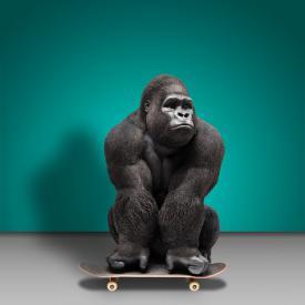 KARE Design  Monkey Gorilla Figur XXL