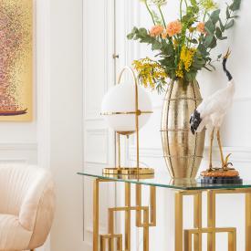 KARE Design Swing Jazz Tischleuchte