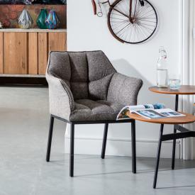 KARE Design Thinktank Stuhl mit Armlehnen